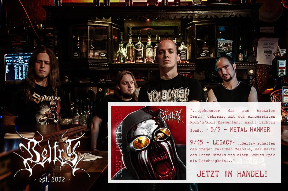 Belfry - Metal Est. 2002
